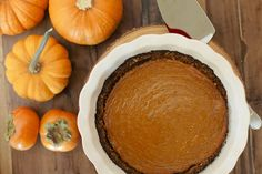 There's no dessert that is more of a holiday classic than pumpkin pie, but sometimes classics can become a little,...