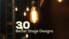 Read these tips for better church stage designs, then check out Set the Stage by Jonathan Malm and take your stage designs from mediocre to great!