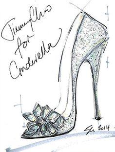 Jimmy Choo - Cinderella | House of Beccaria#