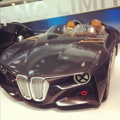 Newest convertible BMW