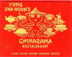 Fong Sha Noon's Chinarama Restaurant | Flickr - Photo Sharing!