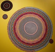 Rovings & Yarns: Xenobia Bailey at the Fuller Craft Museum