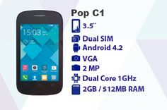 Galaxy Phone, Samsung Galaxy, Alcatel One Touch, Android 4, Dual Sim, Sims, Facebook, Point Of Sale, Mantle