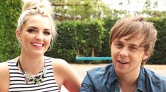 Radio Disney Stars Share Their Valentine's Day Wishes<<<< Soooo.... Why did Rydel and Ell do only them? Hhhmmm... Couple much?