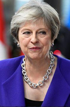 Teresa May, Member Of Parliament, Lady