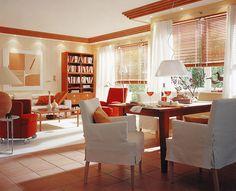 Ess /Wohnzimmer Kombiniert Offen