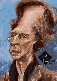 Caricature William Fichtner