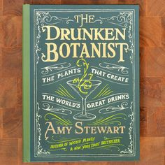 In The Drunken Botanist, Amy Stewart enthusiastically delves into the science, history, and lore of over 150 herbs and spices, flowers, trees, fruits, nuts and seeds that suffuse our favorite beers, wines, and spirits. Stewart's style is both smart and fun, and this beautifully designed book is sprinkled with helpful primers, recipes, and grow-your-own tips.