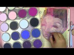 Art Lesson Vol. 2 with Jane Davenport: PanPastels - YouTube