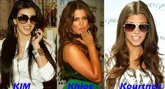 """There is not a single day when in US media """"Kardashian sisters"""" does not highlighted. We know everything that Kim, Khloe and Kourtney Kardashian are the most overexposed celebrities according to Forbes."""