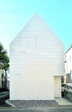 Casas geminadas em Takaban / Niji Architects