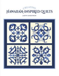 Fiberfrau: Fun with Fabrics and Fibers: Hawaiian Quilts