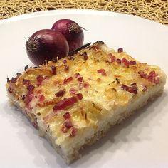 Zwiebelkuchen, ein sehr schönes Rezept aus der Kategorie Gemüse. Bewertungen: 559. Durchschnitt: Ø 4,5.