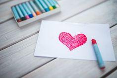 Gratis foto: Hart, Kaart, Pastels, Figuur - Gratis afbeelding op Pixabay - 762564
