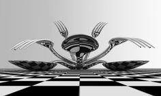 Starship Spooners by Antonyus Bunjamin (Abe)