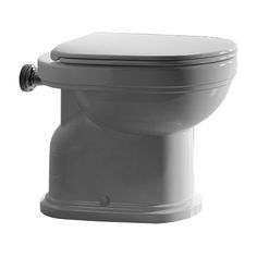Canova Royal back-to-wall toilet.  http://www.cphart.co.uk/toilets/back-to-wall-toilets/ #toilet #toilets #bathrooms