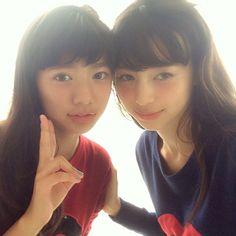 中条あやみ:こんにちは^ ^先日セブンティーンデーでした。ミスセブンティーン2014の川津明…|Seventeen(セブンティーン)