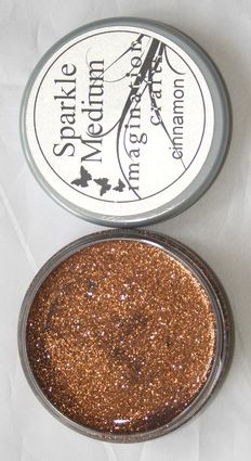 Sparkle Medium  Cinnamon - Imagination Craft - Cinnamon