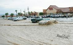 Picture from around Lake Havasu City and the monsoon storm on July 13, 2012.  Photo by @Jillian Danielson