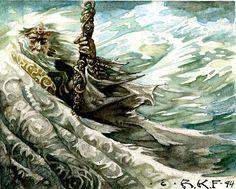 richard kane ferguson | Nebuchadnezzar art by Richard Kane Ferguson