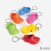 croc Key Chains