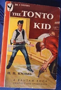 Great Pulp fiction cover on this Cowboy Dime Store Western!