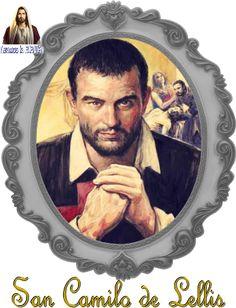 Leamos la BIBLIA: San Camilo de Lellis