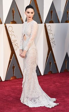 Oscars 2016: Red Carpet Style | Rooney Mara
