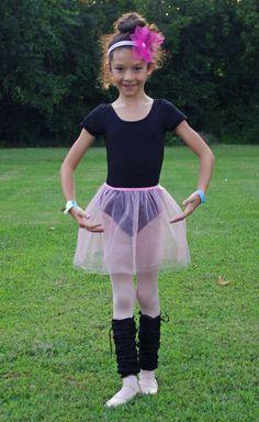 Simple Ballet Skirt