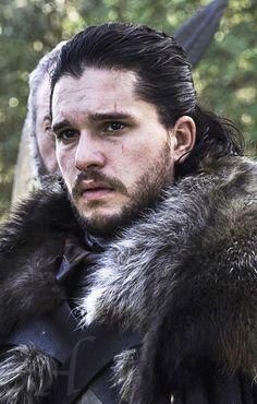 Jon Snow, a.k.a. Prince Aegon Targaryen (7x7)