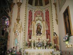 Statue of St. Michael the Archangel in St. Stanislaus Kostka Church (Adams, Massachusetts).