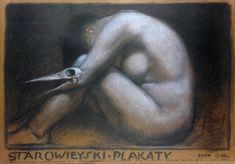 Starowieyski - Posters- Legnica Starowieyski plakaty Legnica Starowieyski Franciszek Polish Poster