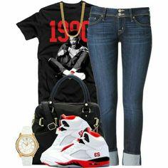 jordan v fall outfits fashion, fashion outfits, fall outfits. Diy Outfits, Hip Hop Outfits, Cute Swag Outfits, Outfits For Teens, Trendy Outfits, Fall Outfits, Summer Outfits, Teen Fashion, Fashion Models