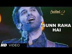 "Here's bringing to you full video song ""Sun Raha Hai Na Tu"" from movie ""Aashiqui 2"", a movie produced by T-Series Films & Vishesh Films, starring Aditya Roy Kapur, Shraddha Kapoor in voice of Ankit Tiwari."