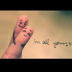 I'm all yours.