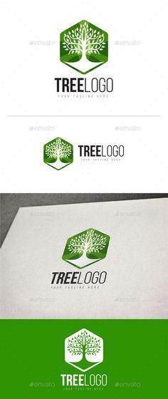 Tree Logo - Nature Logo Templates Download here : https://graphicriver.net/item/tree-logo/19895536?s_rank=244&ref=Al-fatih