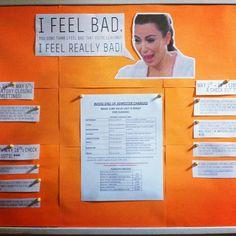 use celeb pic Closing bulletin board. College Bulletin Boards, Interactive Bulletin Boards, Ra College, College Life, College Students, Ra Door Decs, Ra Bulletins, Ra Boards, Human Body Unit
