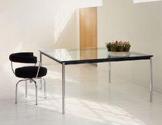 Couchtische   Tische   LC10-P   Cassina   Le Corbusier-Pierre.