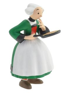Collectible Figurine Plastoy Bécassine With Her Pancake Stove 61021 Comic Book Heroes, Comic Books, Collectible Figurines, Doll Clothes, Action Figures, Dolls, Deco, Comics, Disney Princess