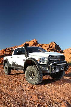 Auto News Four Wheeler Aev Limited Edition Ram Prospector Xl Anniversary. Ram Trucks, Dodge Trucks, Diesel Trucks, Lifted Trucks, Cool Trucks, Pickup Trucks, Lifted Chevy, Overland Truck, Dodge Cummins