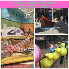 A Day at Sugar Sand Park's Science Explorium and Science Playground, Boca Raton, FL | The Mama Maven Blog