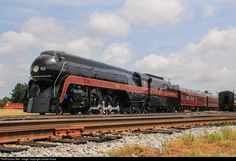 RailPictures.Net Photo: NW 611 Norfolk & Western Steam 4-8-4 at Spencer, North Carolina by Jordan Hood
