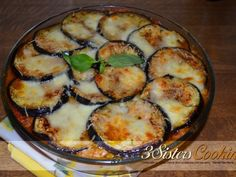 Musaca de vinete - imagine 1 mare Veggie Dinners, Cooking Time, Zucchini, Food Ideas, Vegetarian, Tasty, Dishes, Vegetables, Style