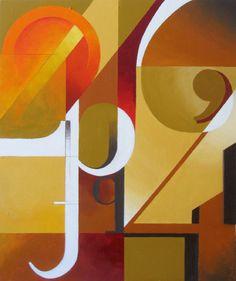 "Saatchi Online Artist Javier Pavón; Painting, """"Composition nº 1"""" #art"