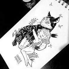 Inktober Day 5 #inktober2018 #inktober #ink #inking #illustration #artwork #cat #queen #creatureofdarkness #dorothygranjo #sketch Ink Art, Inktober, Sketch, Queen, Cat, Illustration, Artwork, Sketch Drawing, Work Of Art