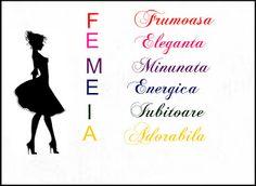Elena's Pages: Despre femei si nimic mai mult