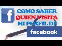 Averiguá quién mira tu perfil de Facebook