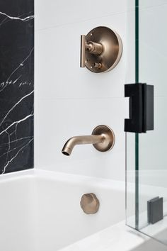 Bathroom details by Madeleine Design Group, part of an award-winning Luxury Laneway home renovation in Vancouver, BC.