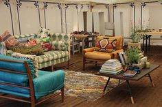 Port Eliot Festival July 2012 Anthropologie tent by Libertylondongirl, via Flickr