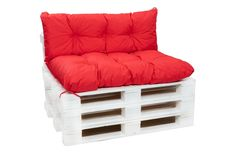 free delivery uk,new pallet cushions Pallet Cushions, Garden Cushions, Garden Sofa, Garden Seating, Outdoor Cushions, Cushions On Sofa, Sofa Couch Bed, Swing Seat, Cushion Pads